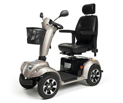 Carpo 4 Elektromobil Seniorenmobil von Vermeiren 15 km/h