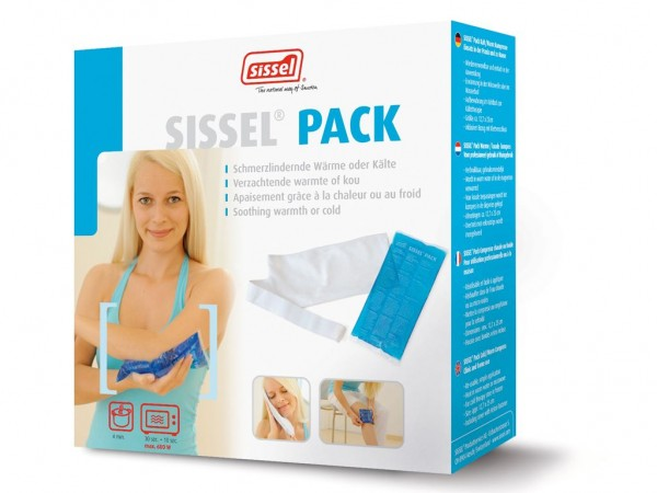 Sissel Kühl-Pack Wärme-Pack mit Bezug