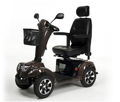 Carpo 4 ltd Edition Vermeiren 15 km/h Elektromobil Seniorenmobil E Scooter
