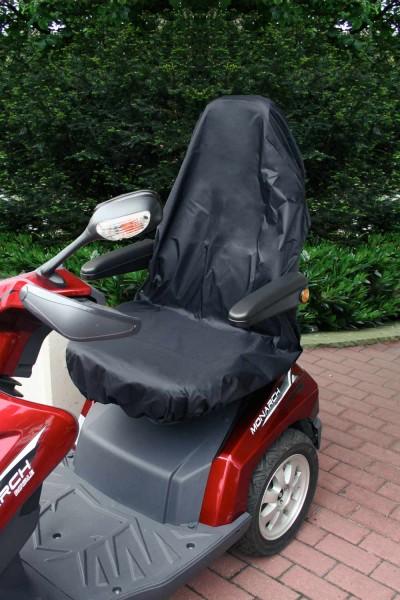 Wetterschutz Elektromobil Fahrersitz Orgaterm