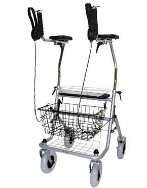 Cristallo Rollator Arthritis Armauflage Drive Medical
