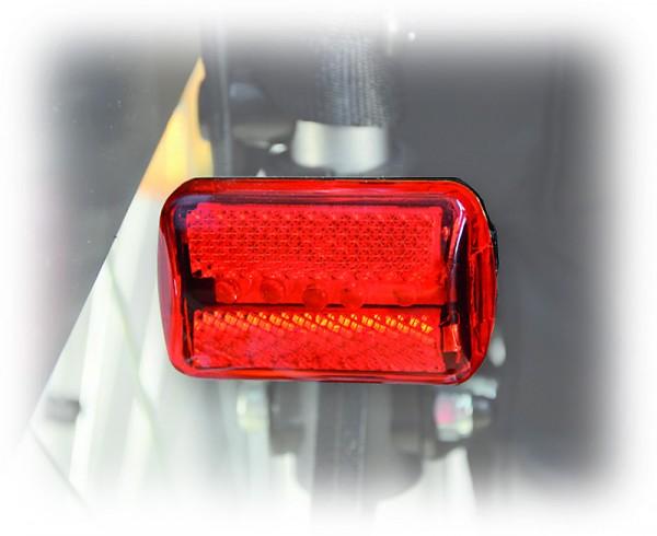 hinten led licht Rollstuhl MPB Pieper