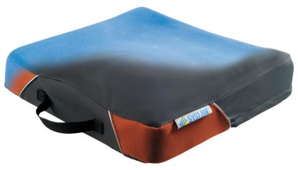 P371C HR-Foam Anti-Dekubitus Rollstuhl-Sitz-Kissen von Systam zur Prophylaxe