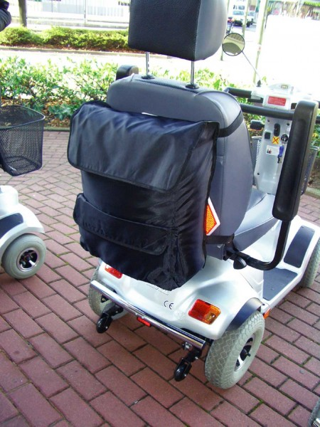 Elektromobil Seniorenmobil Tasche Orgaterm