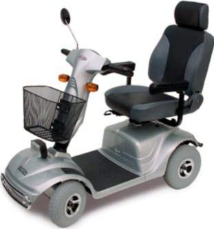 Elektromobil Seniorenmobil Lecson HS 740