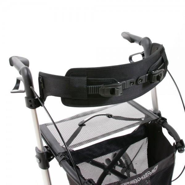 Rollator Rückengurt komfort für Gemino 30 von Sunrise Medical
