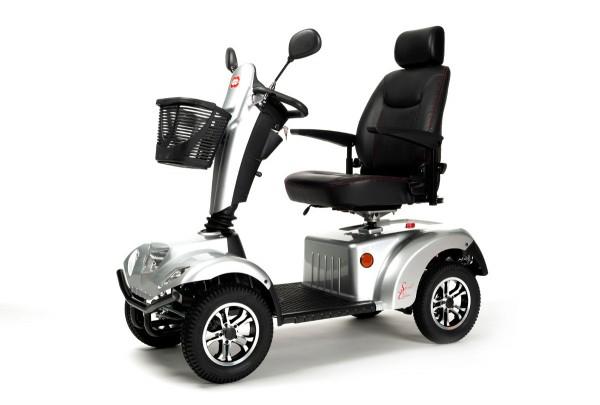 Carpo 2 se Elektromobil Seniorenmobil Vermeiren 15 km/h