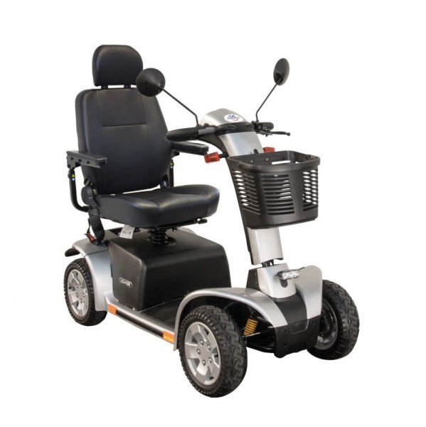 Elektromobil Seniorenmobil Voyage von Trendmobil 15 km/h