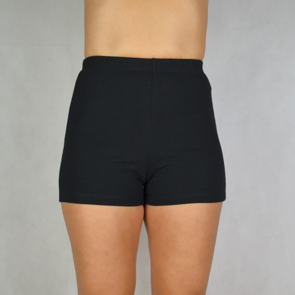 Stoma Panty Damen Frauen Baumwolle schwarz