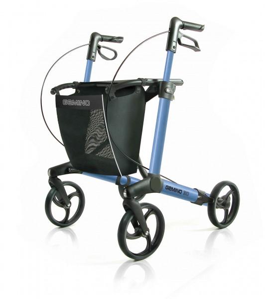 Gemino 30 S Mitternachtsblau Leichtgewicht Rollator Sunrise Medical