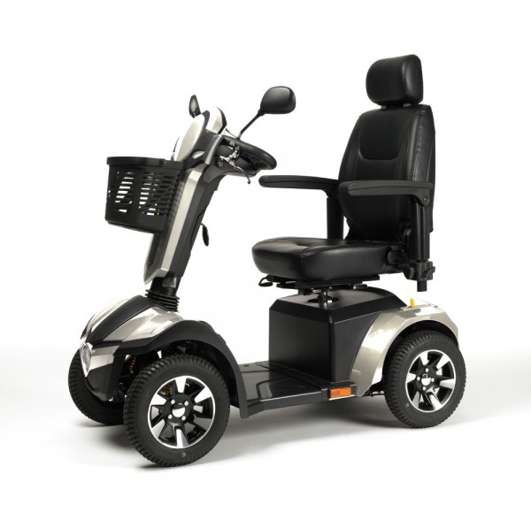 Mercurius 4 ltd. Elektromobil Seniorenmobil 15 km/h Vermeiren