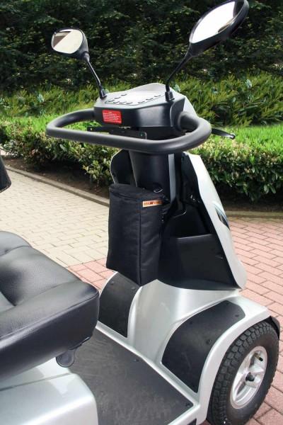 Elektromobil Zubehör Tasche für die Lenksäule am Fahrzeug von Orgaterm