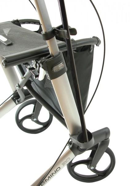 Stockhalter für Gemino 30 Rollator von Sunrise Medical